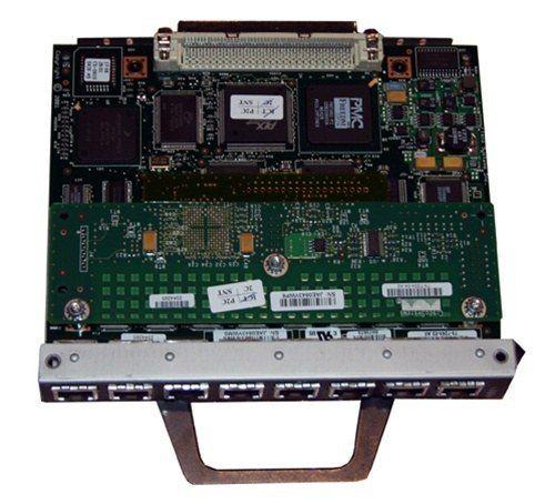 Модуль Cisco PA-MCX-8TE1