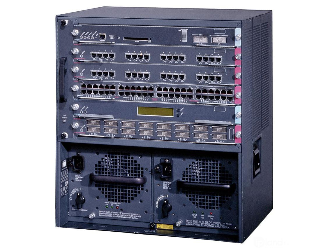 Коммутатор Cisco Catalyst WS-C6506-E