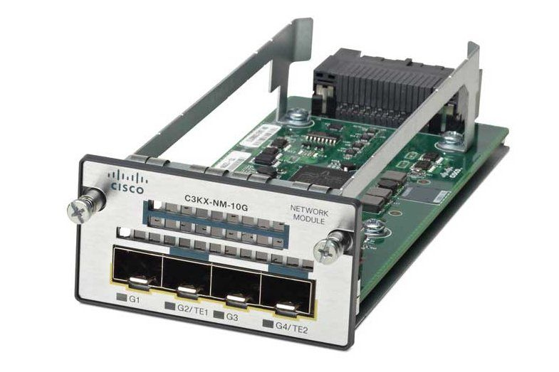 ������ Cisco C3KX-NM-10GT