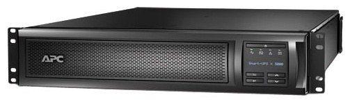APC by Schneider Electric Smart-UPS X 3000VA Rack/Tower LCD (SMX3000RMHV2U)