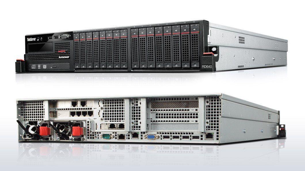 ������ Lenovo IBM 70B0000ERU RD640 Xeon E5-2620v2