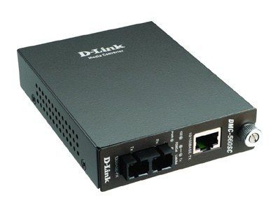 D-Link DMC-515SC Конвертер 10 100 UTP в 100Мб SM Fiber 15km, SC