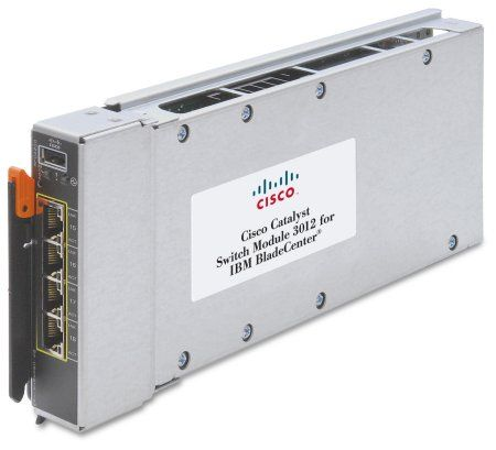 Коммутатор IBM Cisco Catalyst 3012 Switch Module for IBM BladeCenter (43W4395 )