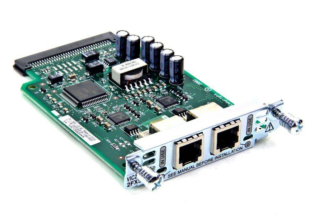 ������ Cisco VIC2-2FXS