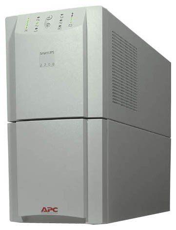 APC by Schneider Electric Smart-UPS 2200VA 230V (SMT2200I)
