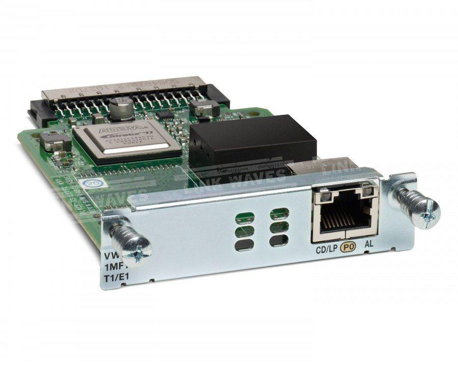 ������ Cisco VWIC3-1MFT-T1/E1