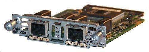 Устройство доступа Cisco VWIC2-2MFT-G703=