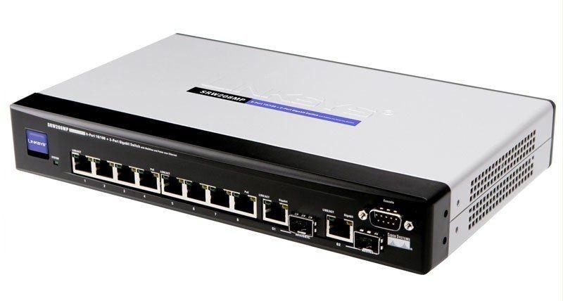 ���������� Cisco 6638 SRW208L-EU