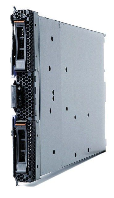 Сервер IBM BladeCenter HS22 7870A4G