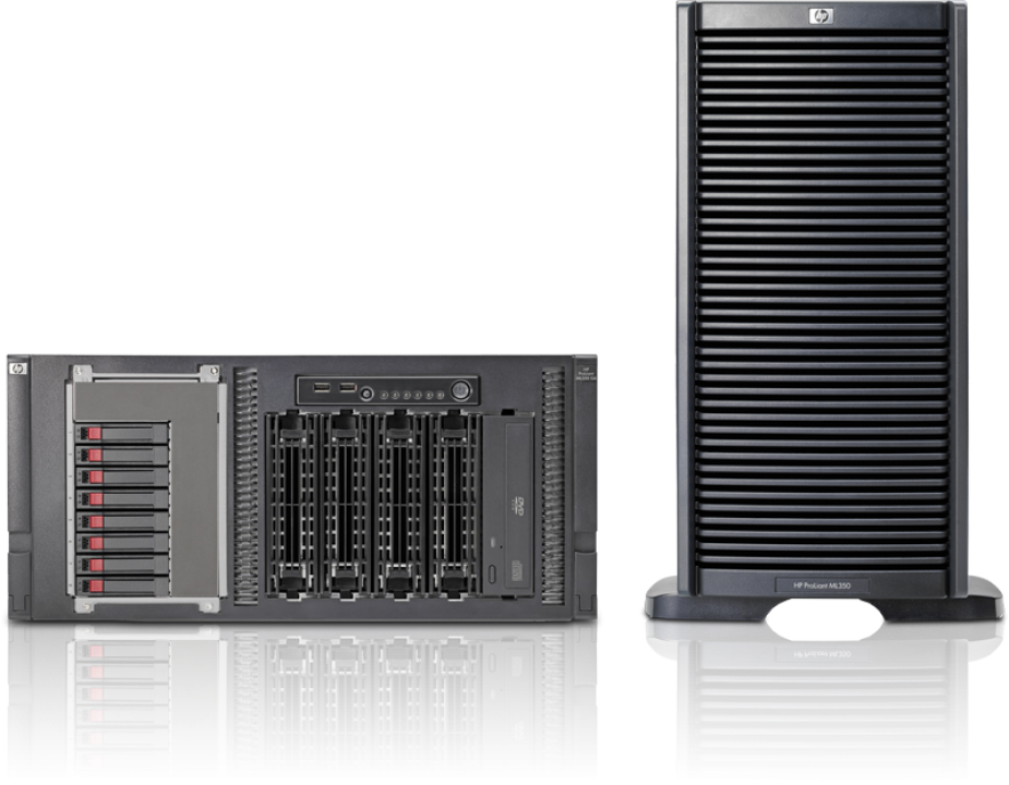 hp server drivers and firmware