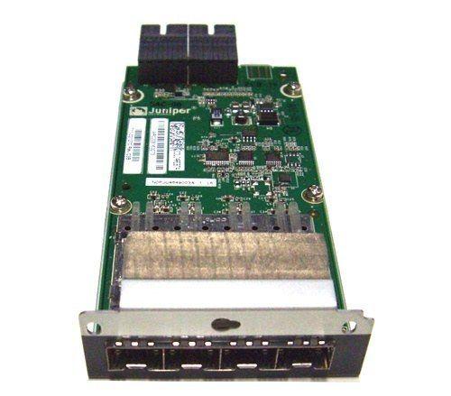Модуль Juniper EX-UM-4SFP
