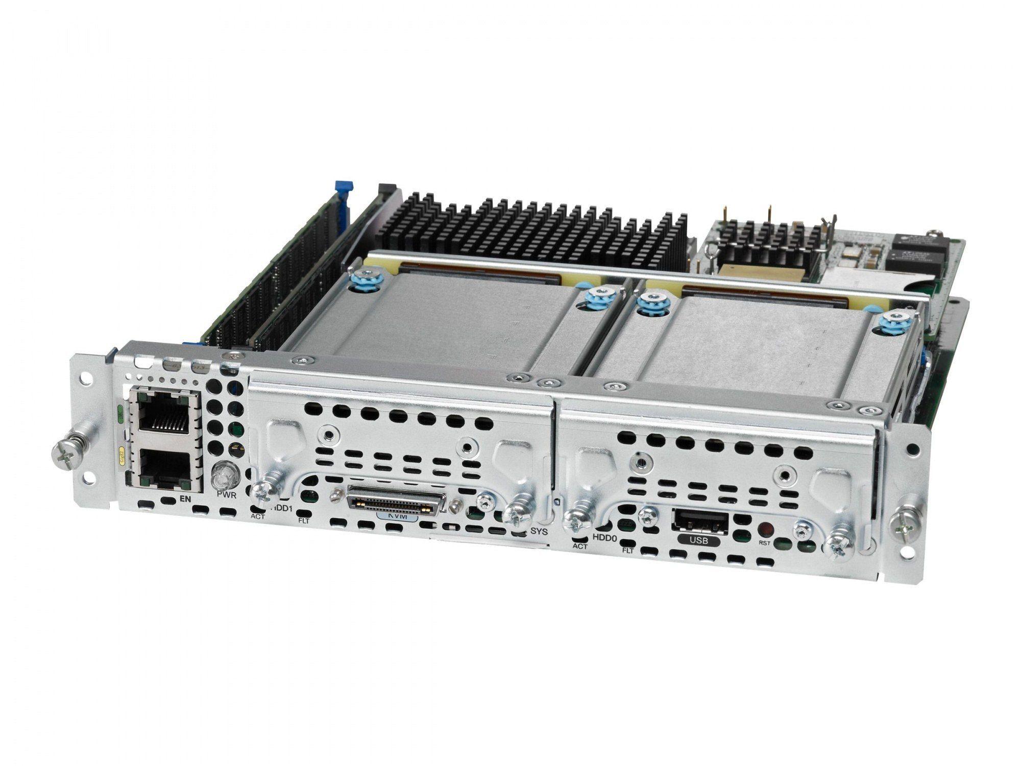 Сервер Cisco UCS-E140S-M1/K9=