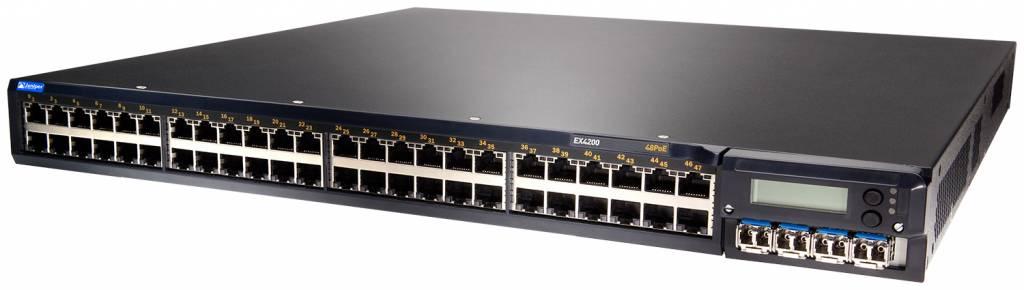 ���������� Juniper EX4200-48PX