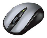 Microsoft Wireless Notebook Laser Mouse 7000 Silver-Black USB