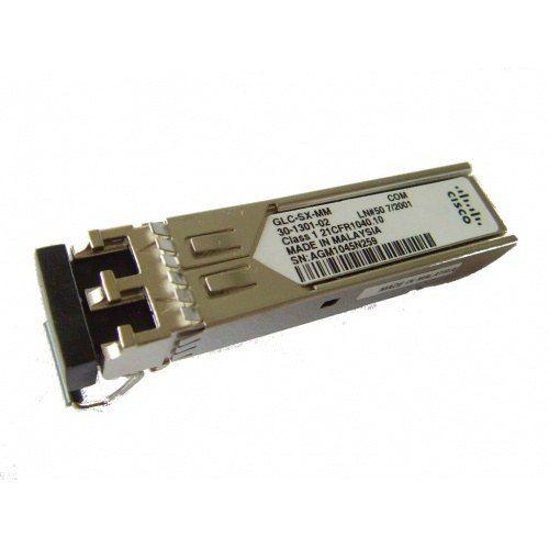 Модуль Cisco GLC-SX-MM= GE SFP, LC connector SX transceiver