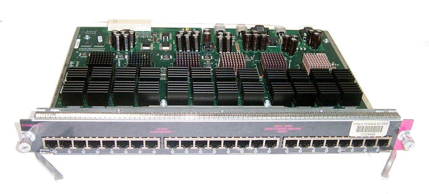 Модуль Cisco Catalyst WS-X4424-GB-RJ45