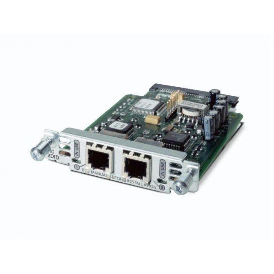 ������ Cisco VIC3-2FXS/DID