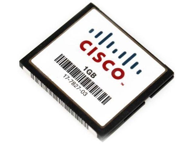 Модуль памяти Cisco MEM-CF-1GB