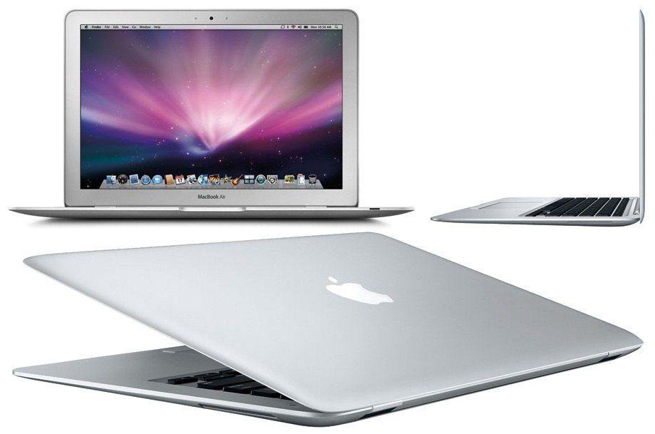 MacBook Air - idealny komputer dla studenta?