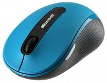 Microsoft Wireless Mobile Mouse 4000 Blue USB