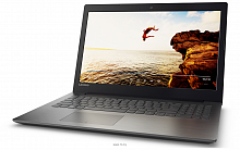 Lenovo IdeaPad 320-15AST PQC N4200 4Gb 500Gb Intel HD Graphics 505 15,6 FHD BT Cam 2200мАч Free DOS Черный 80XR00XXRK