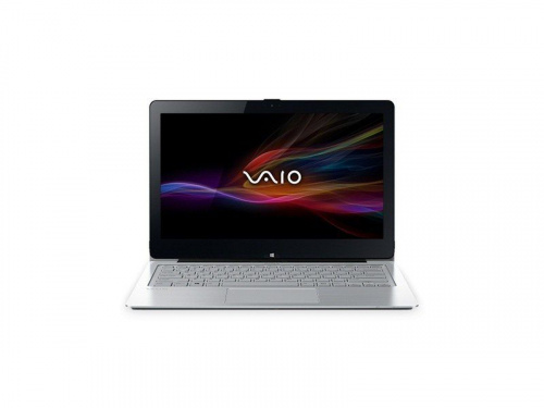 Sony VAIO Fit A SVF14N2I4RS вид сбоку