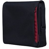 Сумка 13.3'' New messenger bag, Black/Red