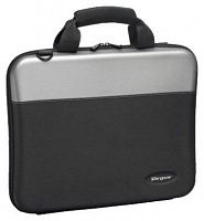 "Сумка для ноутбука 15""-16"" Slimline Fusion Executive Notebook Case, Black & Gray"
