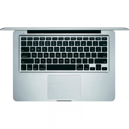 Apple MacBook Pro 13 Mid 2012 MD101RS/A вид сверху