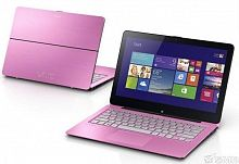 Sony VAIO Fit A SVF11N1L2R Pink
