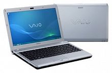 Sony VAIO VPC-S13S9R Silver