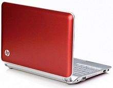 "HP Mini 210-2002er (Atom N550 1500 Mhz/10.1""/1024x600/2048Mb/250 Gb/DVD нет/Wi-Fi/Bluetooth/Win 7 Starter) Red"