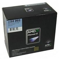 AMD Phenom II X4 965 BOX HDZ965FBGMBOX