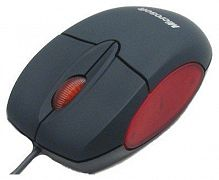 Microsoft Notebook Optical Mouse SE Black-Red USB