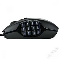 Logitech G600 MMO Gaming Mouse Black USB