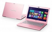 Sony VAIO SVS1312E3R Pink